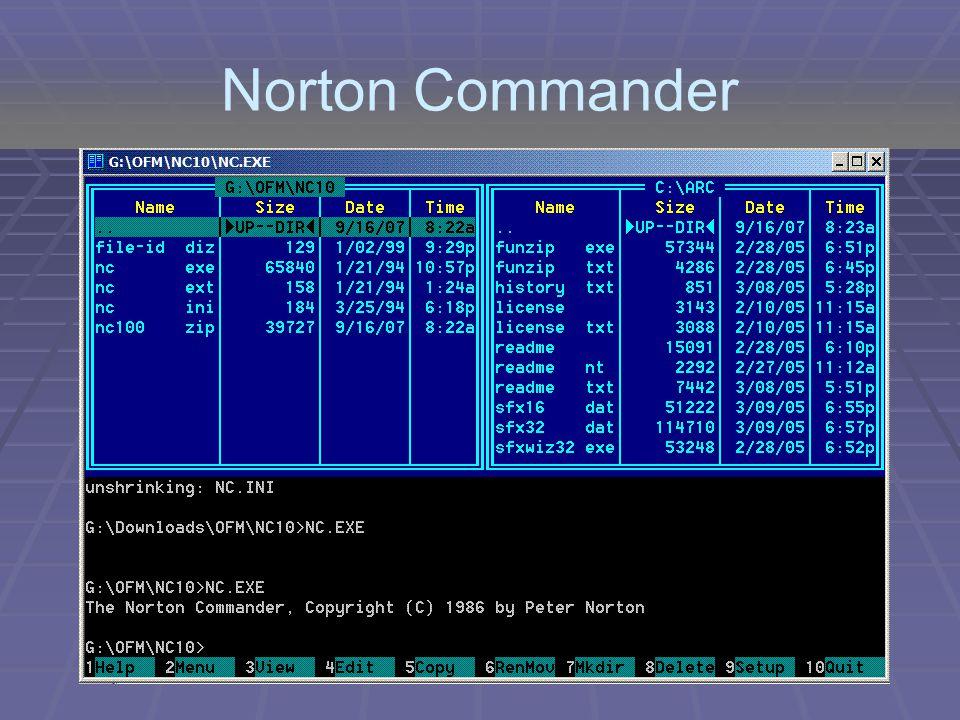 Norton Commander