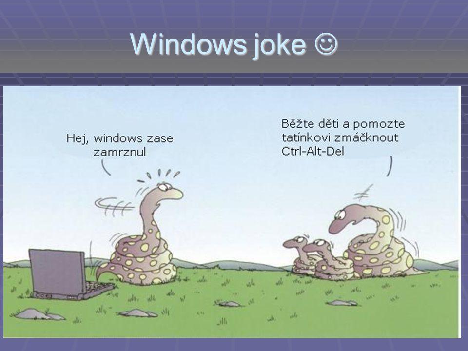 61 Windows joke Windows joke