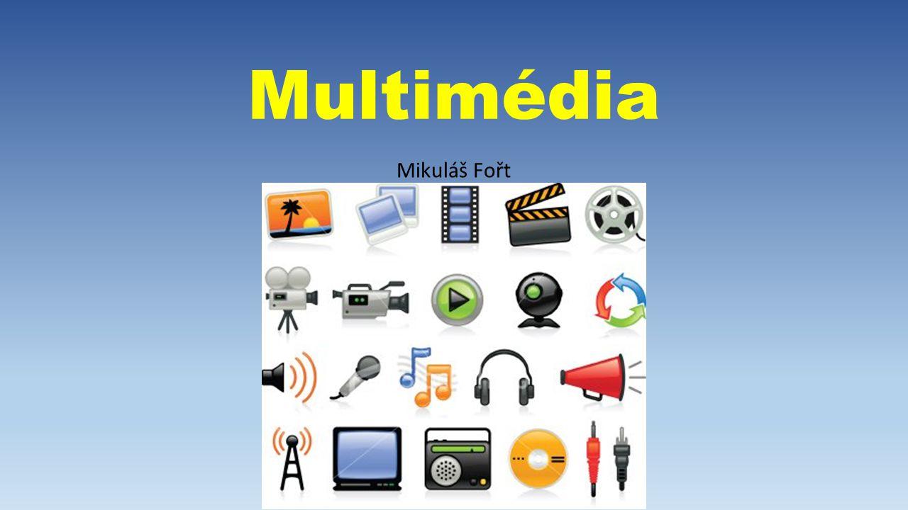 Multimédia Mikuláš Fořt