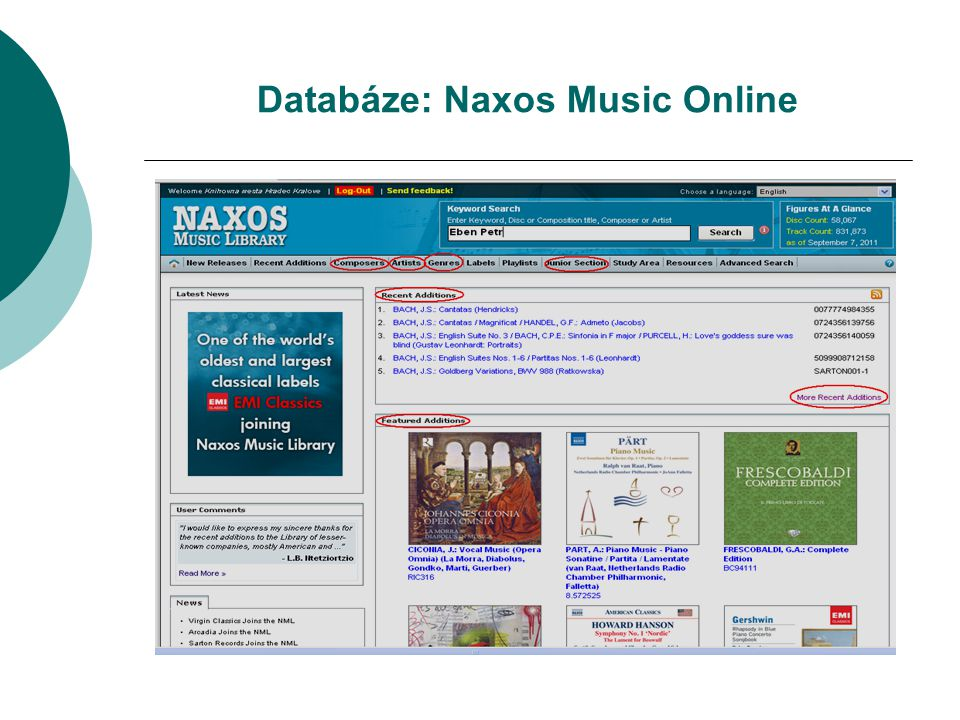 Databáze: Grove Music Online