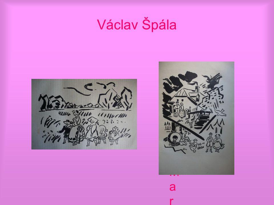 Václav Špála M a r t i n V e l í š e k