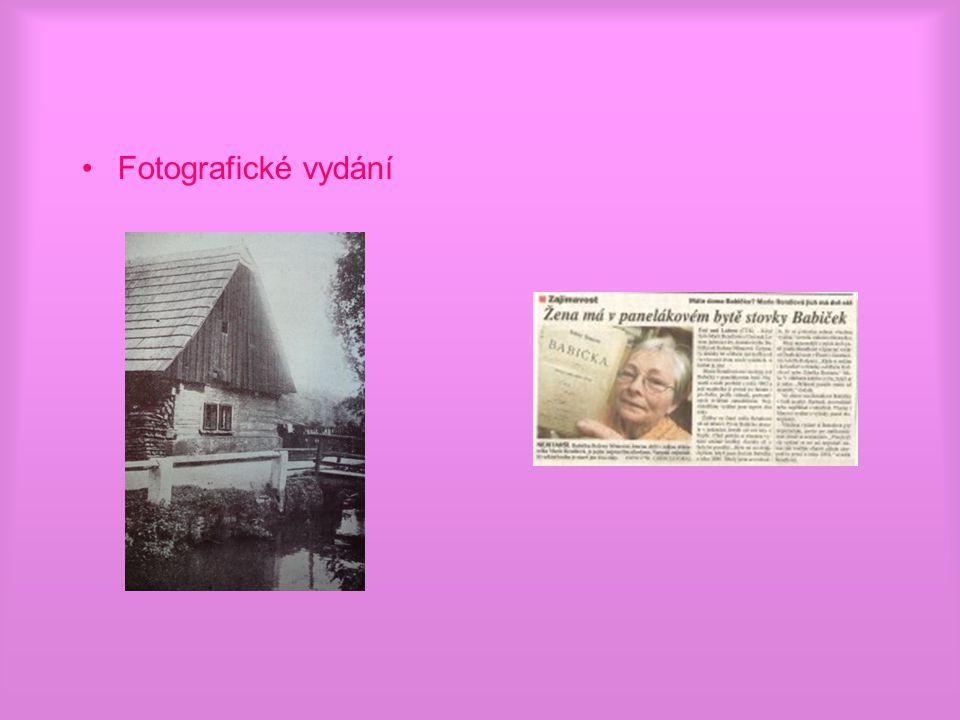 Fotografické vydání