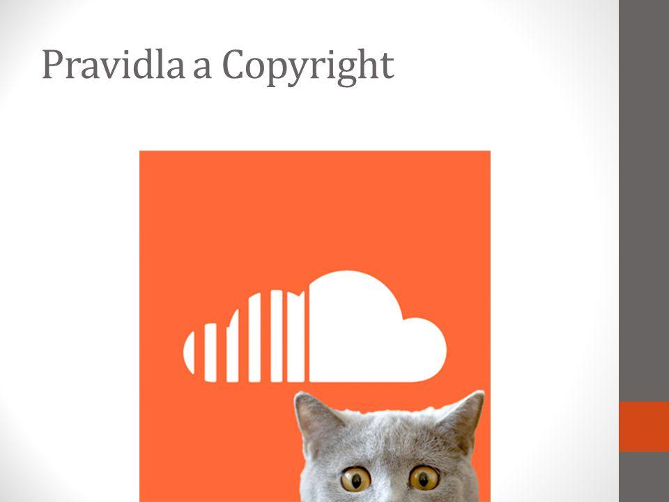 Pravidla a Copyright