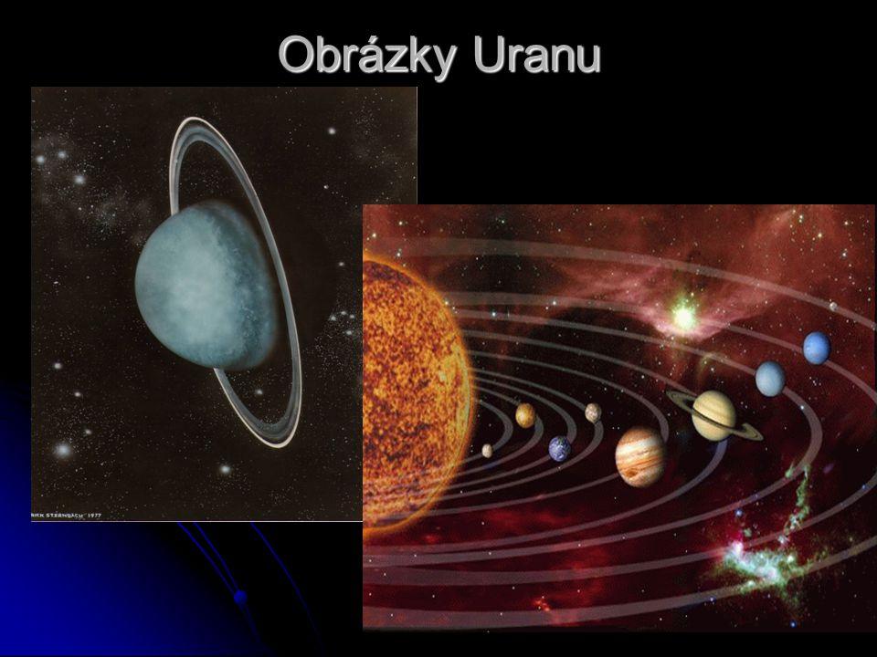 Obrázky Uranu