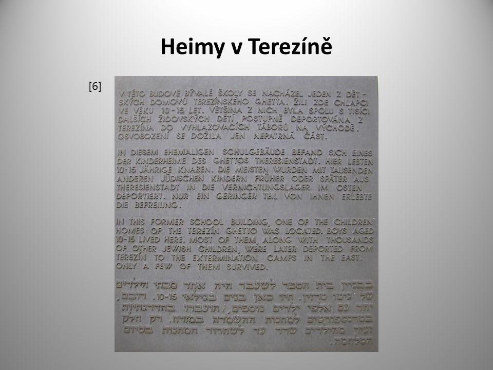 Heimy v Terezíně [6]