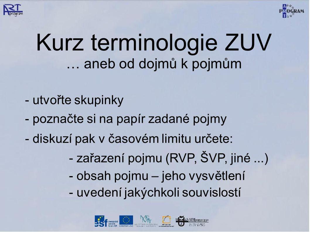 Vzdělávací obsah uměleckých oborů - Na státní úrovni uveden v RVP ZUV (od strany 16) (očekávané výstupy žáka na konci I.