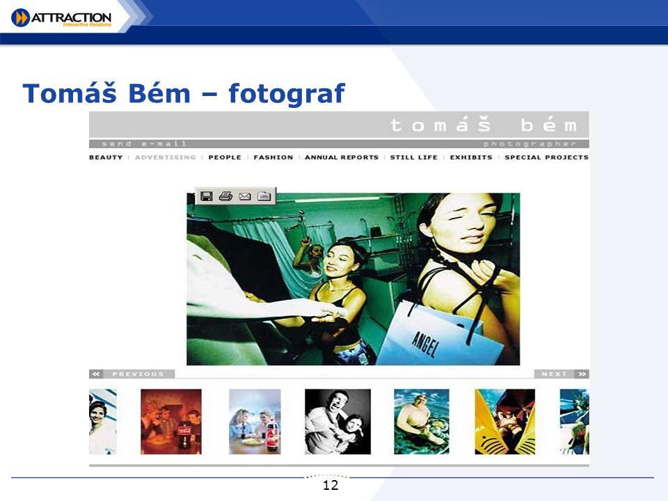 12 Tomáš Bém – fotograf