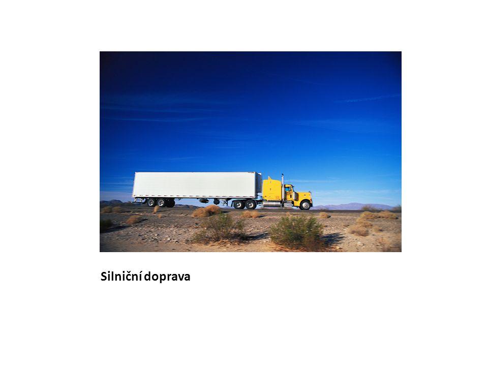 Silniční doprava