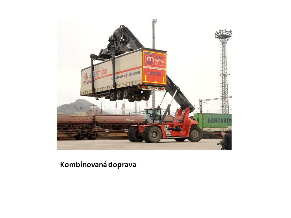 Kombinovaná doprava