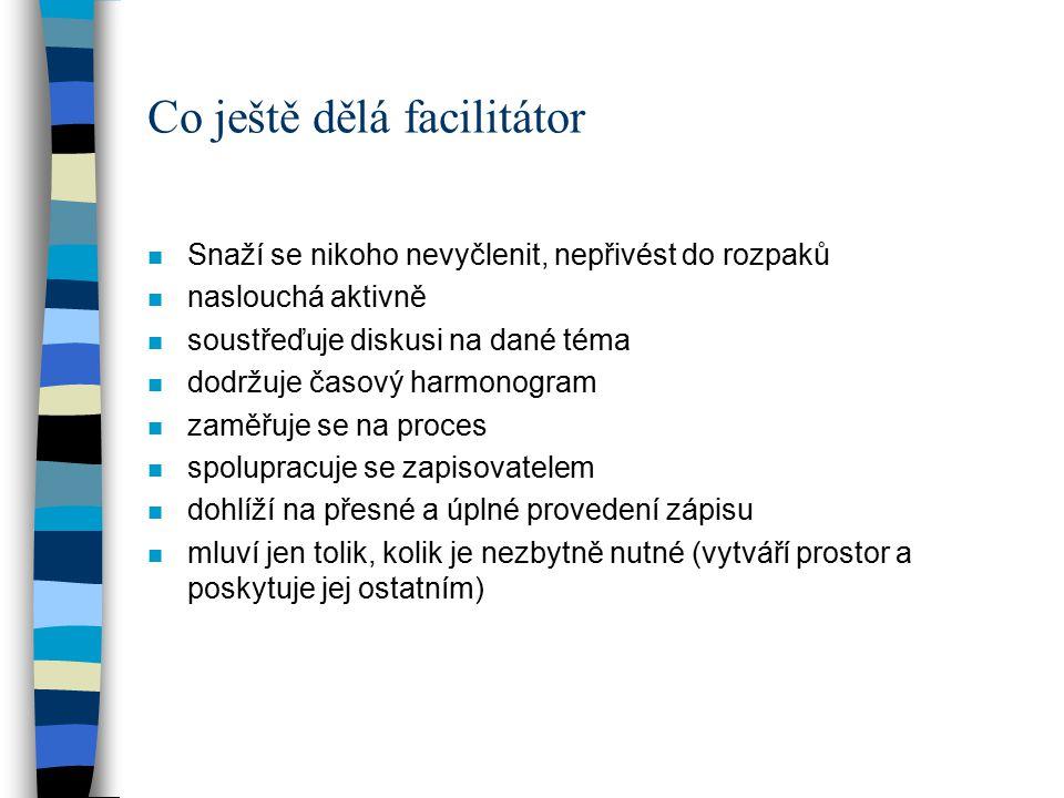 Vedení jednání 3 fáze : n před jednáním (příprava) n při jednání (akce) n po jednání