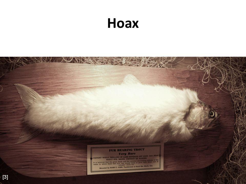 Hoax [3]