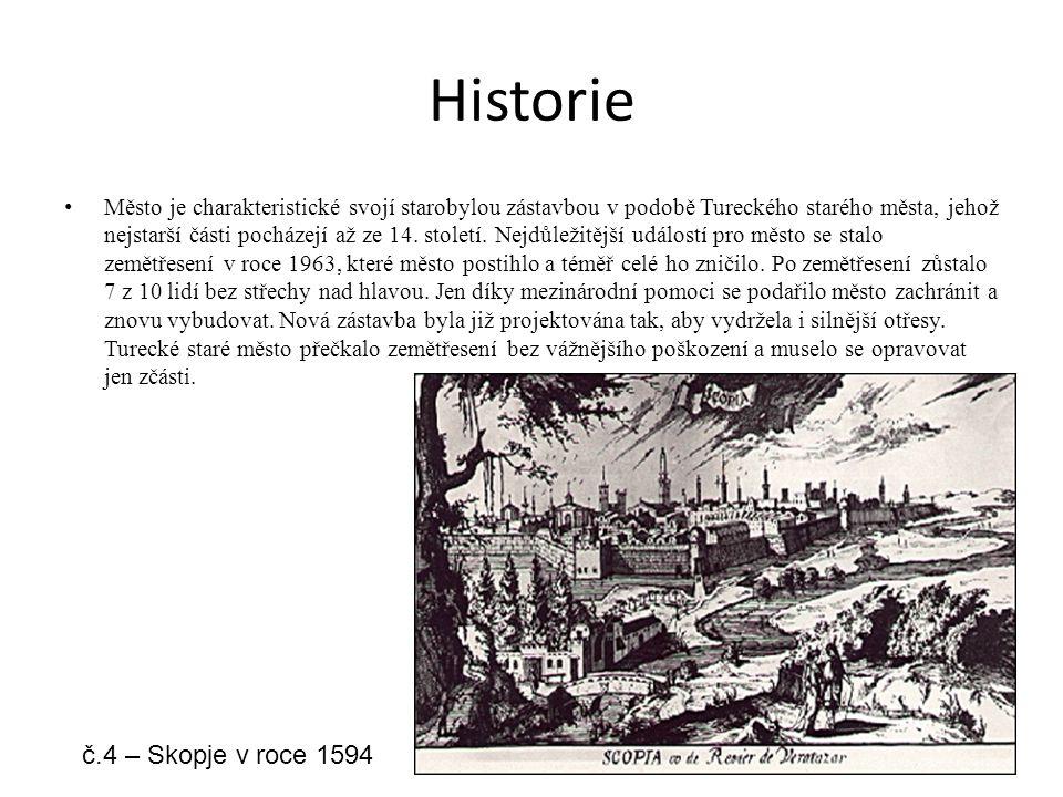 Historie Město je charakteristické svojí starobylou zástavbou v podobě Tureckého starého města, jehož nejstarší části pocházejí až ze 14.