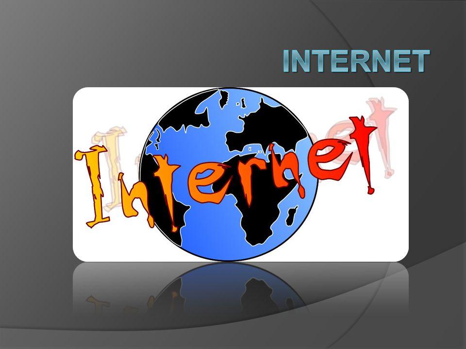 Internet Internet je celosvětový systém navzájem propojených počítačových sítí, ve kterých mezi sebou počítače komunikují pomocí rodiny protokolů TCP/IP.