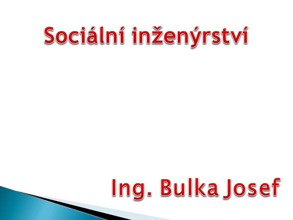 1.Sociální inženýrství: a)zahrnuje správu informačních systémů správy sociálního zabezpečení b)patří k základním nástrojům nabourávání a hackování c)základní technické vybavení informačních systémů pro obsluhu a správu systému 2.Pojem sociální inženýrství je spojen: a)s pojmem sociotechnika b)s pojem kybernetika c)s pojmem správa a údržba systému