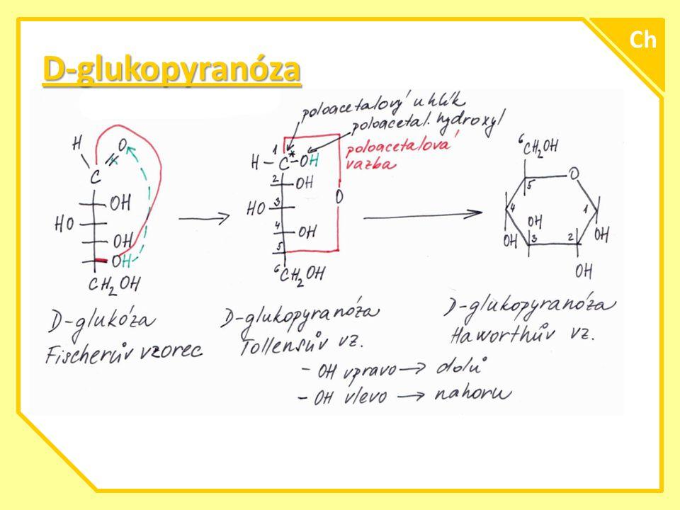 D-glukopyranóza A
