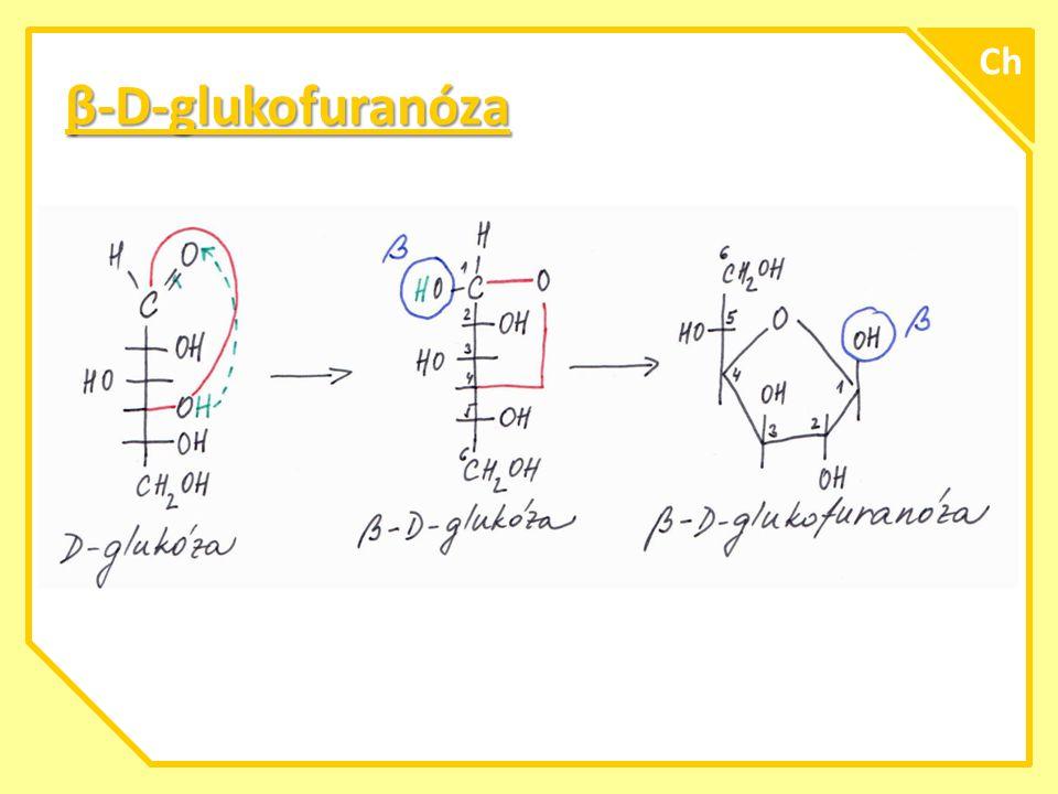 β-D-glukofuranóza A