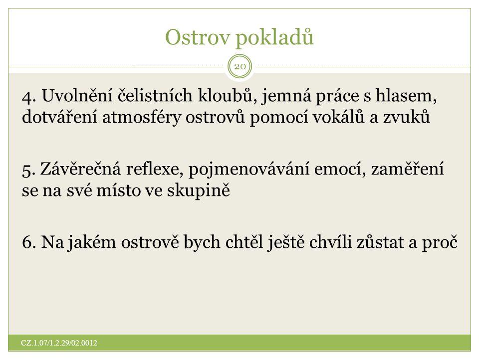 Ostrov pokladů 4.
