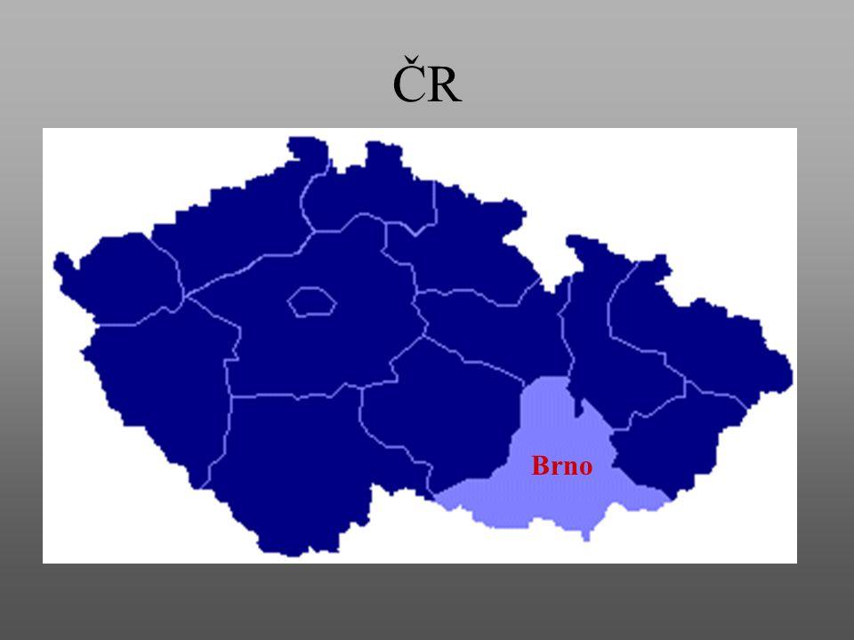 ČR Brno