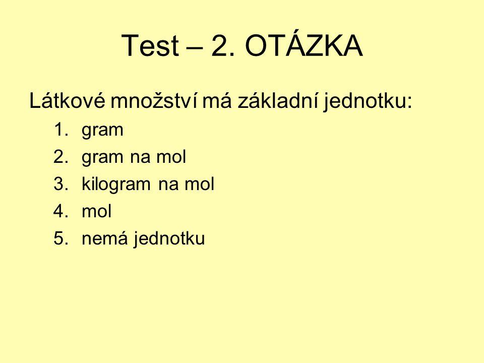 Test – 2.