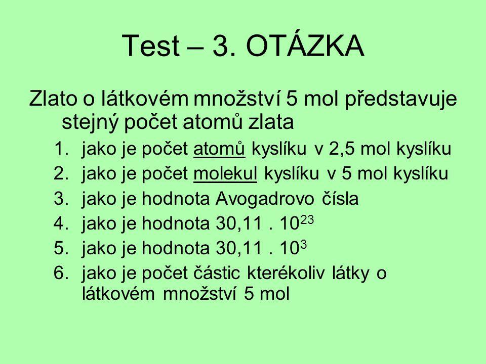 Test – 3.