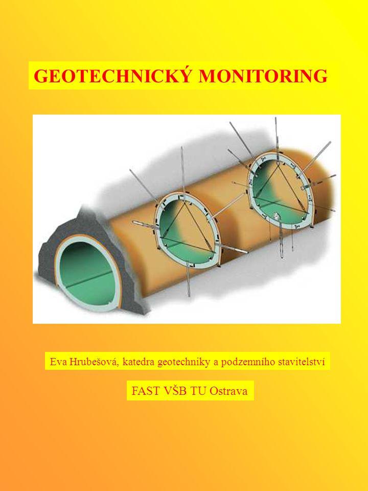 27.4.2000Geotechnický monitoring spojnice diskrétních hodnot spojitá funkční závislost E0=352.95 alfa=0.04414 delta=0.17043