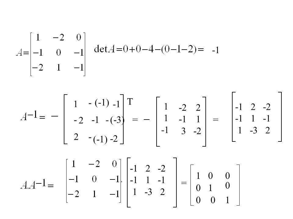 Komplexní vlastní čísla komplexní vlastní čísla 2i - 2i nebo: