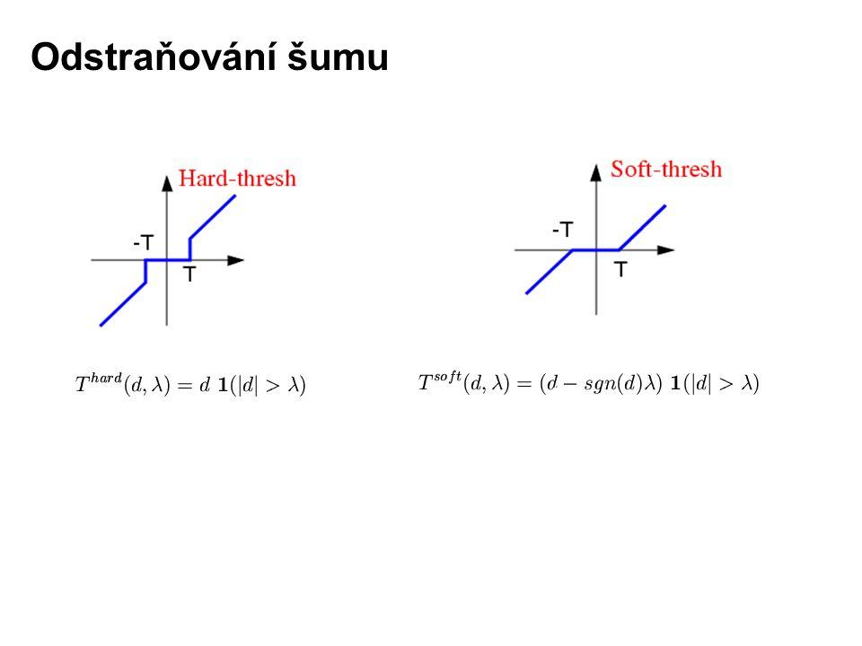 - Hubel, Wiesel – buňky v mozku, - odezva závislá na frekvenci a směru - může být modelováno sinem modulovaným Gaussem - určitý typ waveletové transformace v hlavě Reprezentace - Gabor wavelety