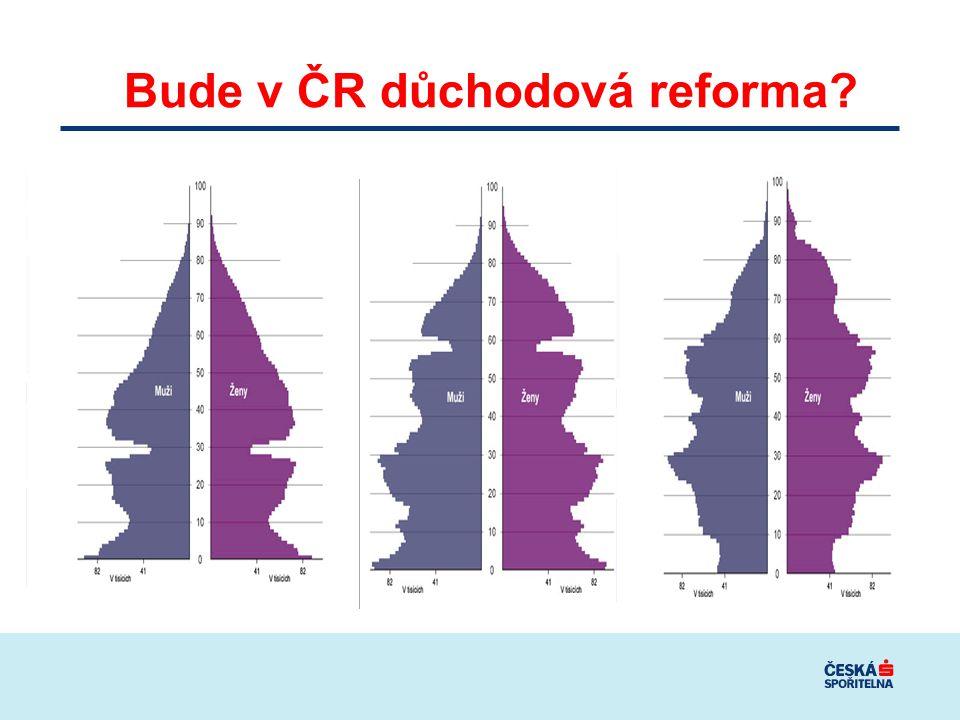 Bude v ČR důchodová reforma?