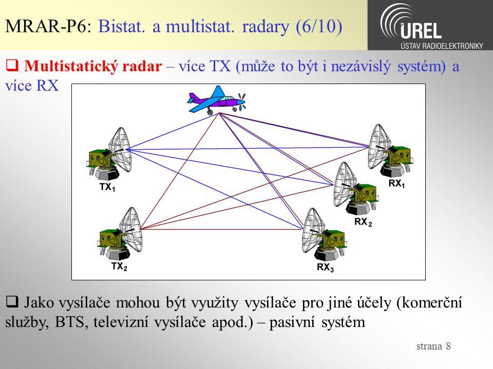 strana 8 MRAR-P6: Bistat.a multistat.