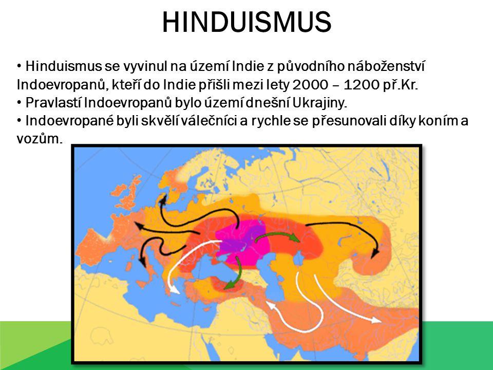 Struktura indické společnosti Pro indoevropské národy je typická trojčlenná ideologie, na jejímž základě se dělí společnost na kněží, válečníky a pracující.