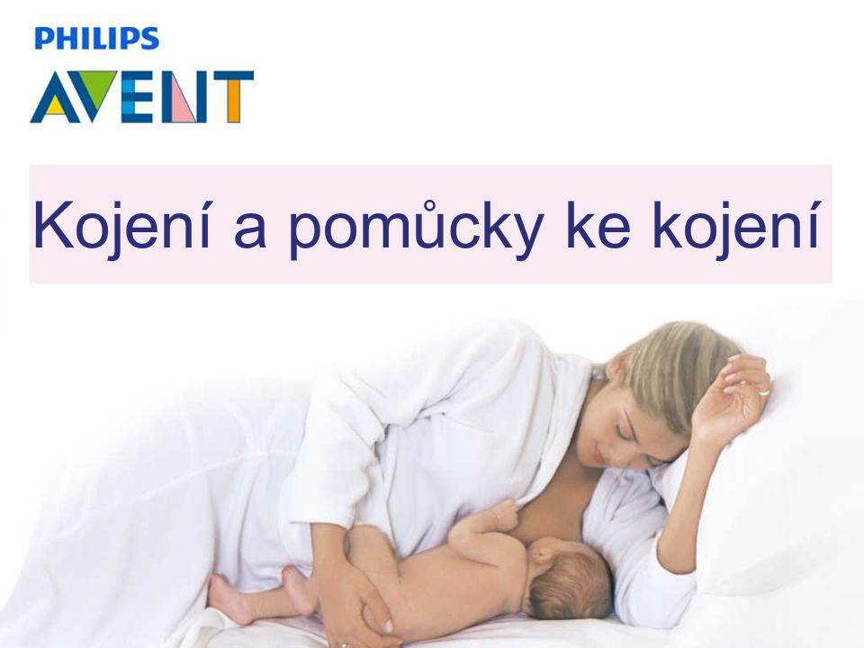 Kojení a pomůcky ke kojení