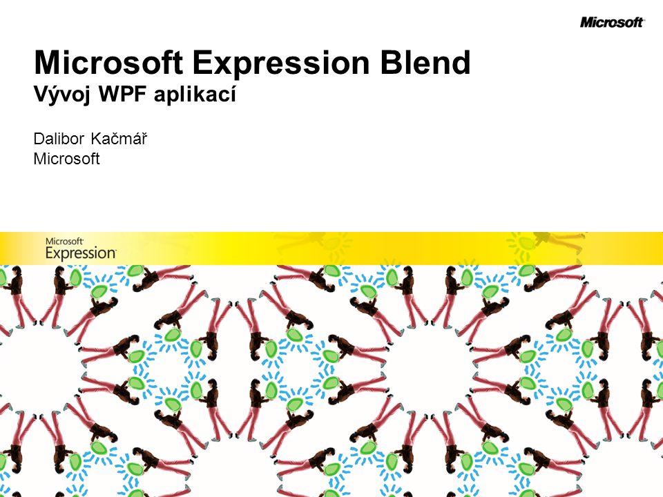WPF a Silverlight usnadňují vytvářet aplikace se zcela odlišnou zkušeností uživatele Silverlight pro vývoj interaktivních webových aplikací vycházející z XAML Expression studio pro tvorbu nových typů aplikací s intenzivním designem