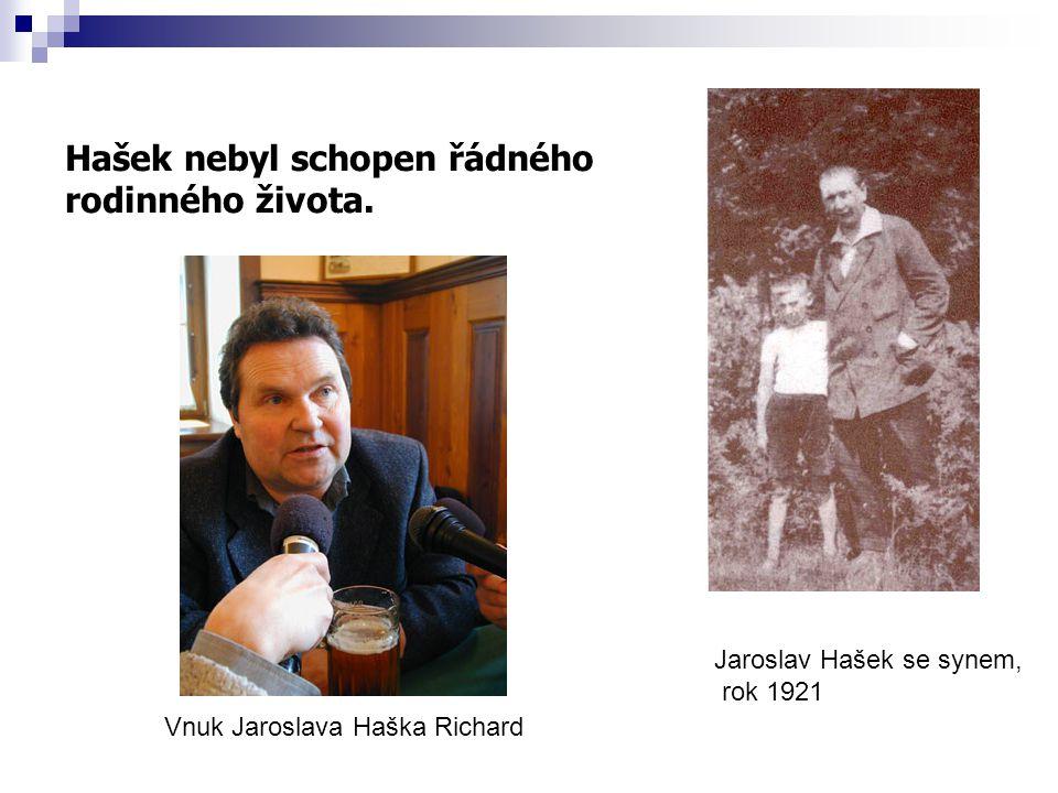 Muzeum Jaroslava Haška www.hasektour.cz/img/big/c105.jpg