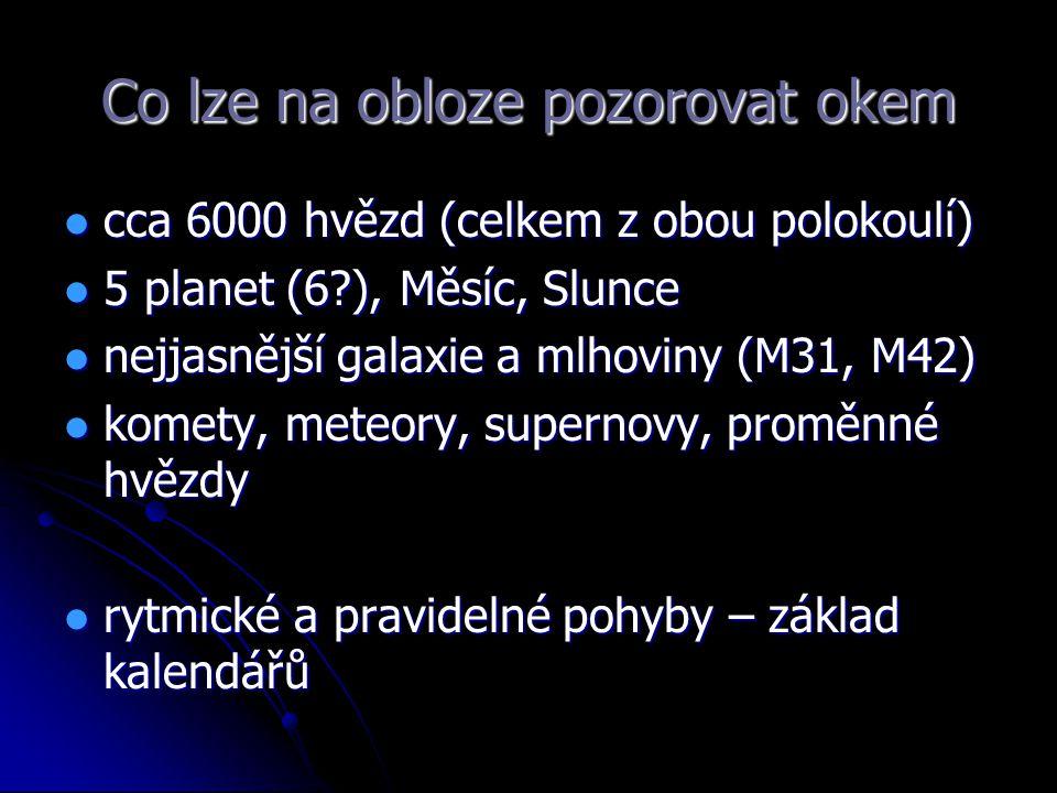 Neoptická astronomie Radioastronomie (Jansky, 1931) – kvazary, pulzary Radioastronomie (Jansky, 1931) – kvazary, pulzary Sekundární projevy dopadu vysokoenergetických částic do atmosféry Sekundární projevy dopadu vysokoenergetických částic do atmosféry Kosmická astronomie Rentgenová – neutronové hvězdy, rázové vlny při výbuchu supernov Rentgenová – neutronové hvězdy, rázové vlny při výbuchu supernov UV a IR – vznik hvězd UV a IR – vznik hvězd Gama – pulzary, aktivní jádra galaxií Gama – pulzary, aktivní jádra galaxií Planetární průzkum – sondy a roboti Planetární průzkum – sondy a roboti Částicová astronomie – protony, neutrina Částicová astronomie – protony, neutrina Gravitační vlny Gravitační vlny