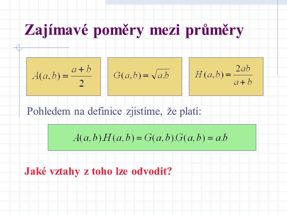 Aritmetické a geometrické posloupnosti Jak se vytvářejí tyto posloupnosti.
