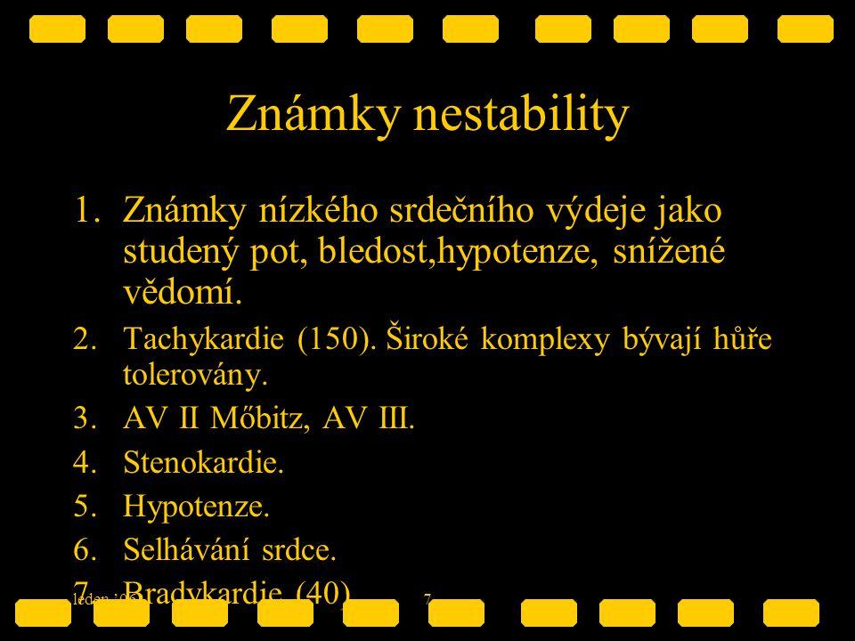 leden '0628 Farmakoterapie křeče Benzodiazepiny.Fenytoin.