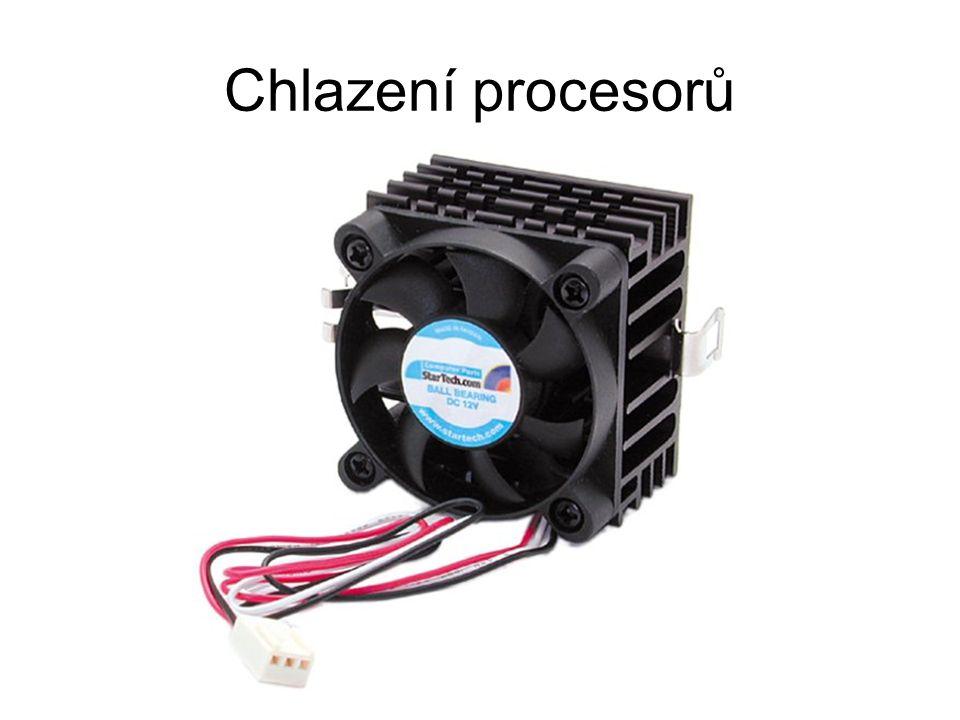 Chlazení procesorů