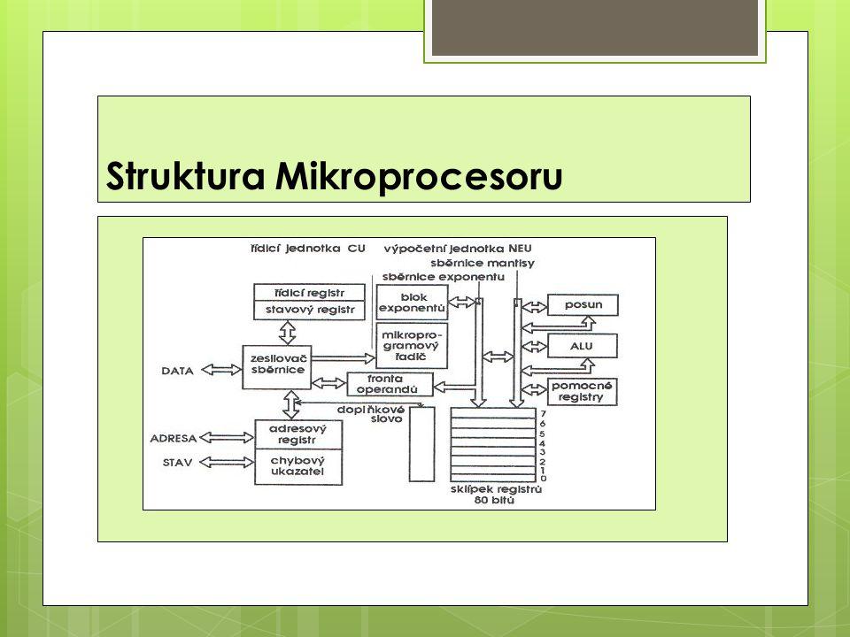 Struktura Mikroprocesoru