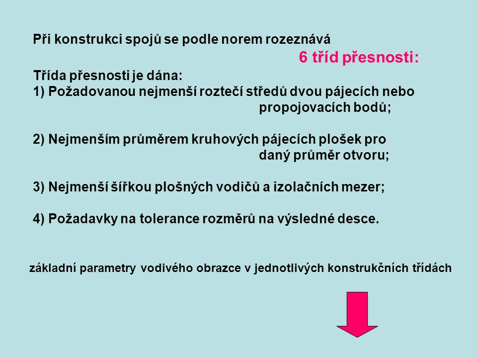 ParametrTřída I.II.III.IV.V.VI.