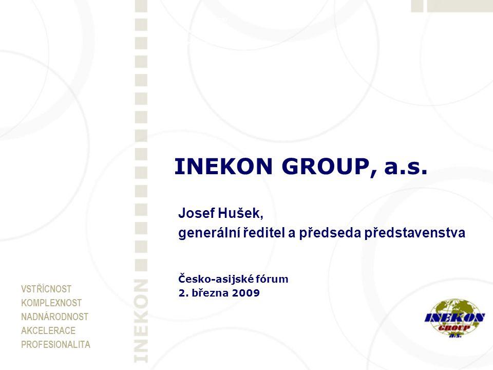 INEKON GROUP, a.s.