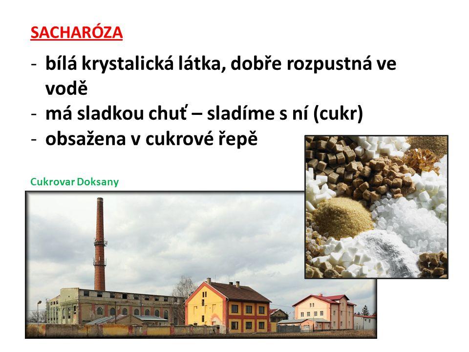 Cukr se vyrábí z řepy cukrovky v cukrovarech.Řepné bulvy se krouhají a vyluhují v horké vodě.