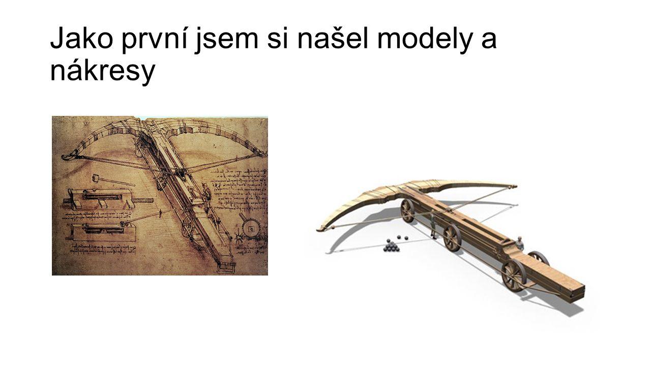 Vše vznikalo ze samotných kousků dřeva