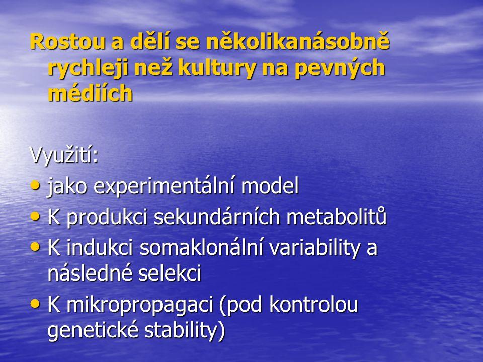 Měření a regulace průběhu procesu v bioreaktorech Během procesu se měří F a FCH činitele: fyzikální: teplota, tlak páry, vody a stlačeného vzduchu, příkon, tvorba a množství pěny, průtok plynů a kapalin fyzikální: teplota, tlak páry, vody a stlačeného vzduchu, příkon, tvorba a množství pěny, průtok plynů a kapalin fyzikálně-chemické: pH, redox potenciál, množství rozpuštěného kyslíku (kyslíková elektroda), chemické činitele (měření koncentrace stimulátorů a inhibitorů růstu nebo tvorby produktů – C, N, P, S, Mg, K, Na, Fe, regulátory růstu, prekursory…, měření koncentrace NH 4 +, Mg 2+, Na +, Ca 2+ PO 4 3- atd.