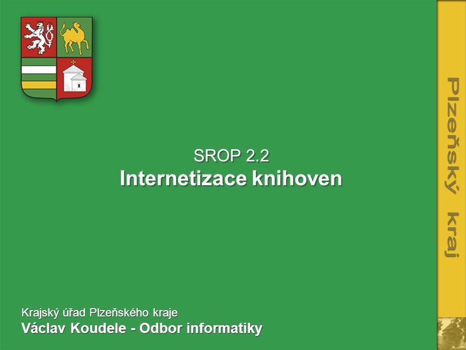 Další možnosti dotačních titulů Ministerstvo informatiky – program rozvoje přístupu k vysokorychlostnímu internetu Do 9.