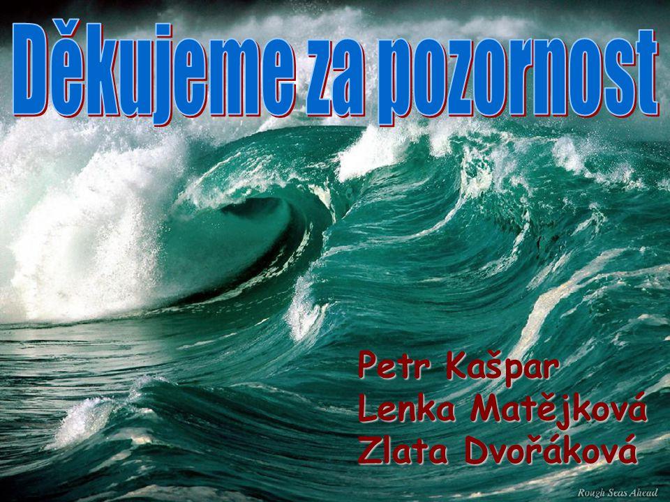 Petr Kašpar Lenka Matějková Zlata Dvořáková