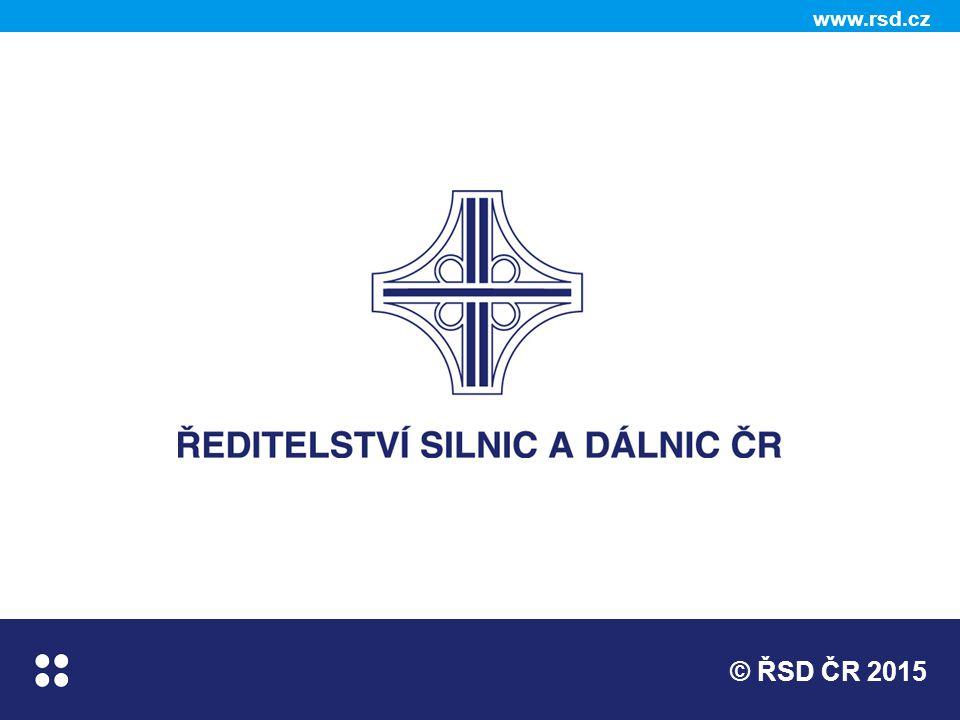 www.rsd.cz © ŘSD ČR 2015
