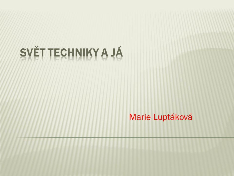 Marie Luptáková