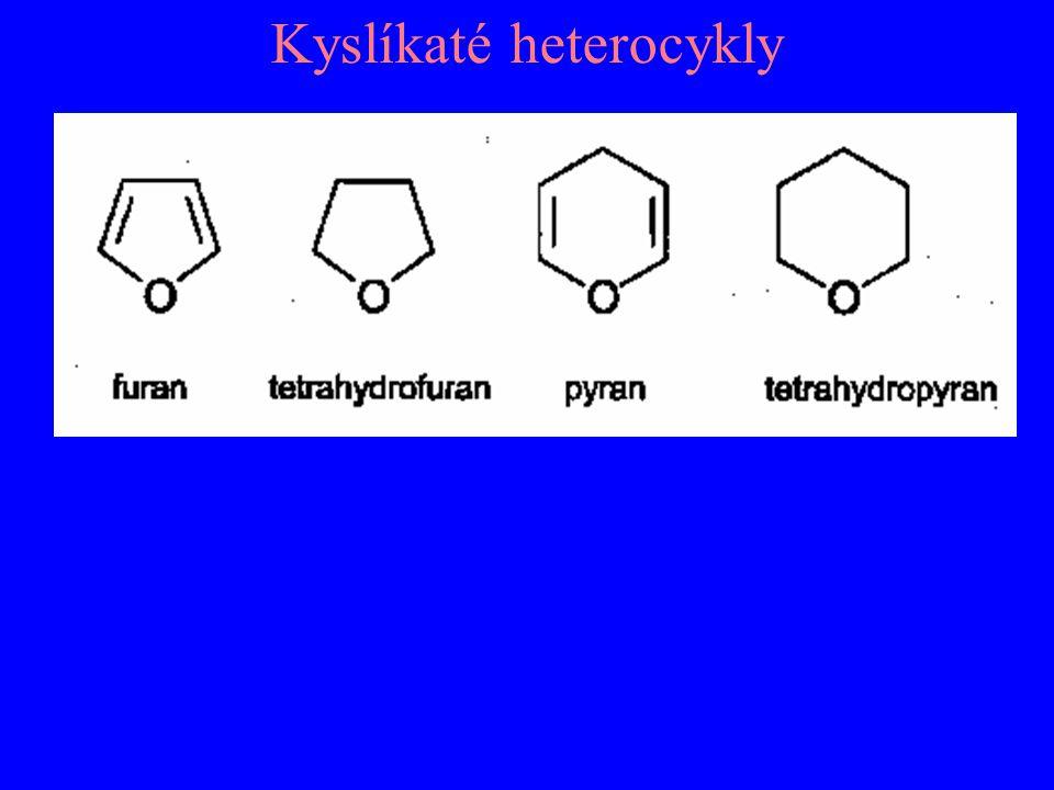 Kyslíkaté heterocykly