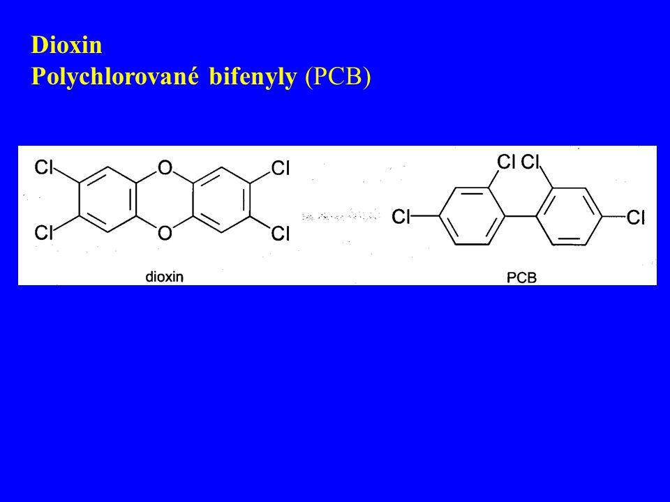 Dioxin Polychlorované bifenyly (PCB)