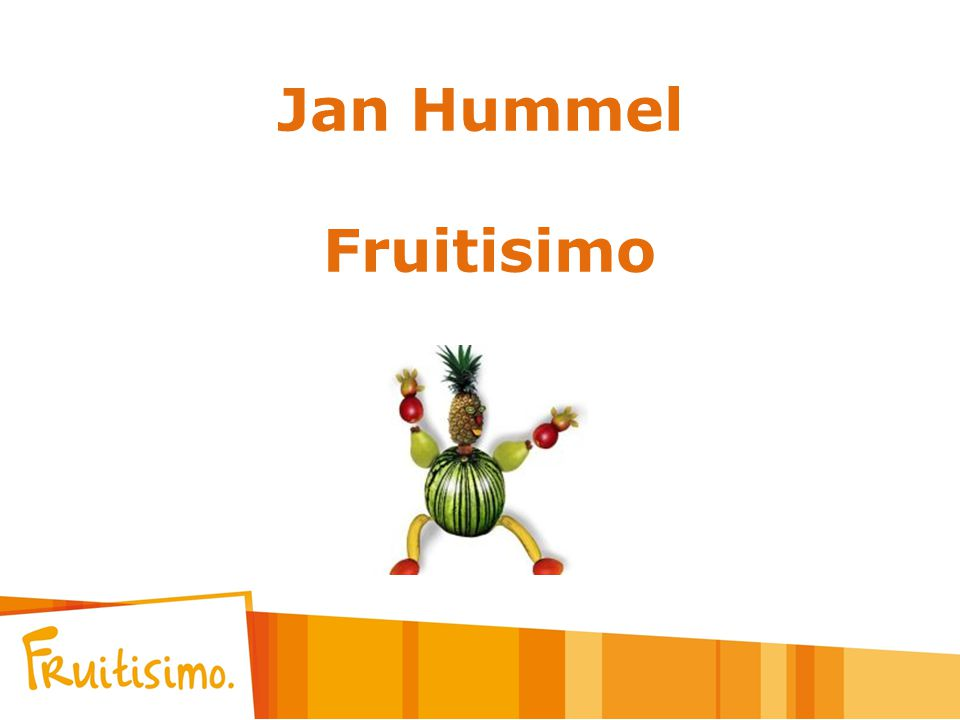 Jan Hummel Fruitisimo